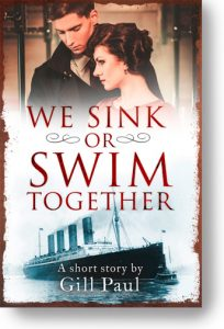 We Sink or Swim Together by Gill paul