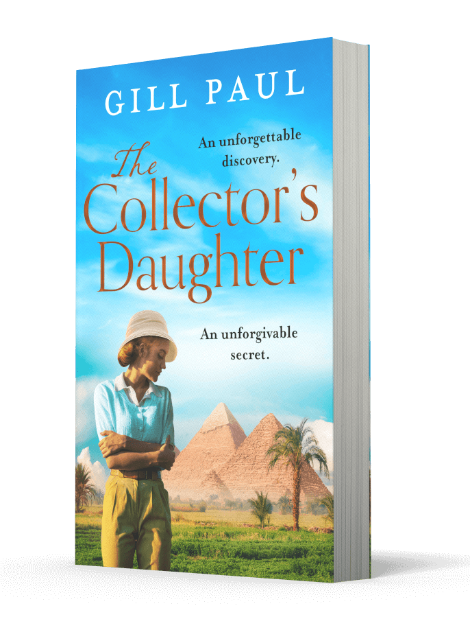 The Collector's Daughter UK